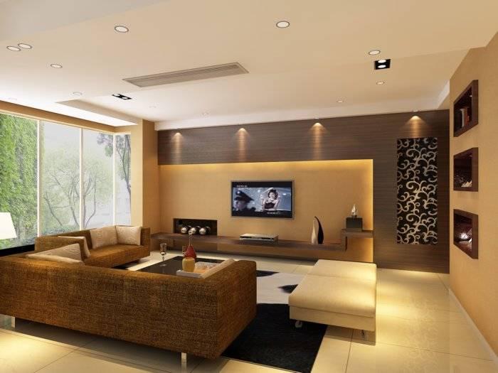 家装客厅装修效果图3D模型【ID:40935】