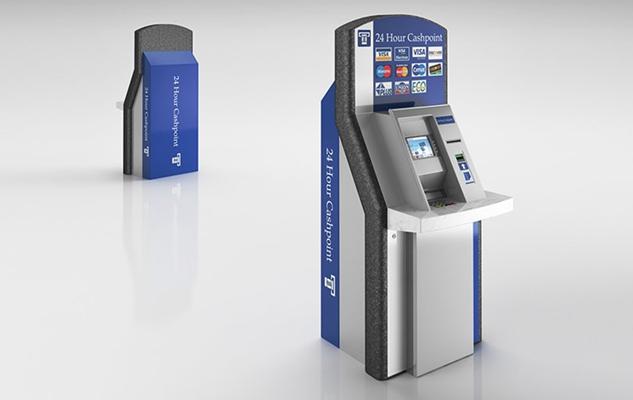 ATM取款机3D模型【ID:415069324】