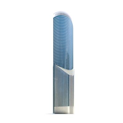 办公楼3D模型【ID:415248562】