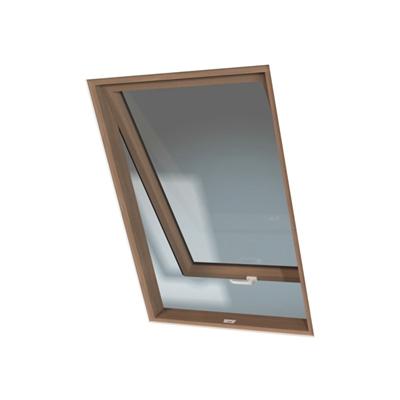 现代长方形木艺平开窗3D模型【ID:415251925】
