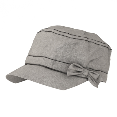 灰色布艺帽子3D模型【ID:415257504】