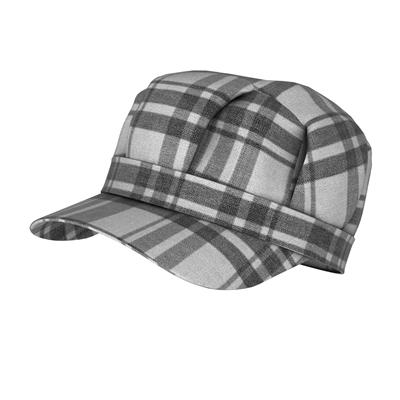 布艺帽子3D模型【ID:415257514】