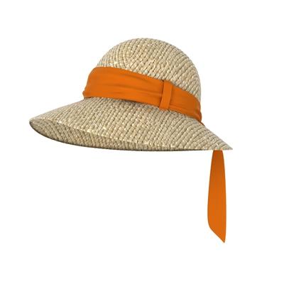 布艺帽子3D模型【ID:415257519】