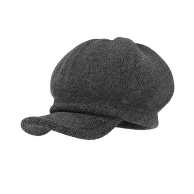黑色布艺帽子3D模型【ID:415257535】