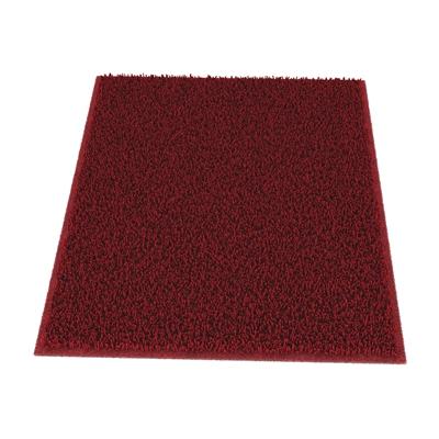 红色毛呢地毯3D模型【ID:415258005】