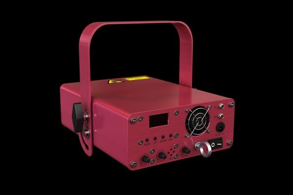 粉色投影仪3D模型【ID:415259223】