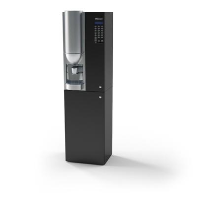 黑色饮料机3D模型【ID:415276251】