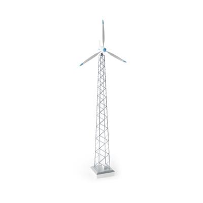 风力发电机3D模型【ID:415276252】