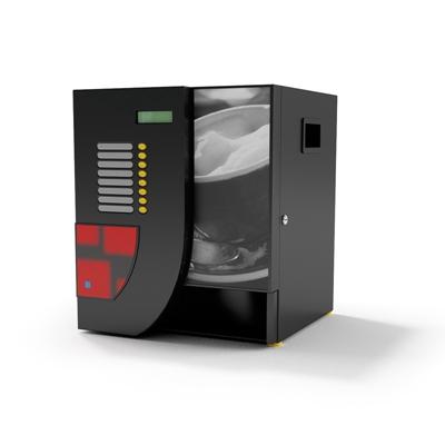 黑色饮料机3D模型【ID:415276260】
