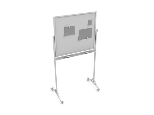 白色白板3D模型【ID:415352661】