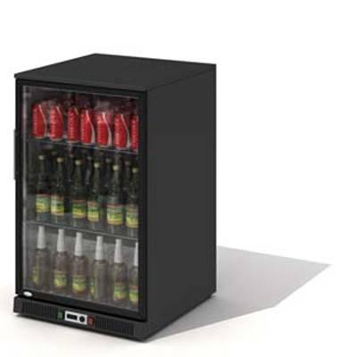 黑色饮料机3D模型【ID:415417242】