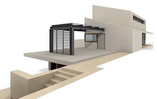 户外小型办公楼143D模型【ID:415471549】