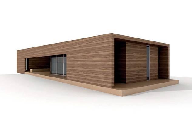 户外小型办公楼163D模型【ID:415471551】