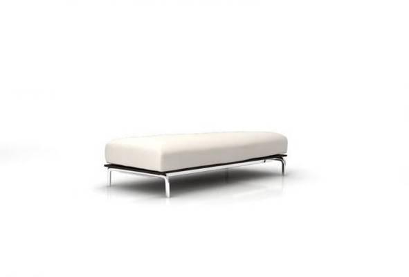 床尾凳33D模型【ID:416919462】