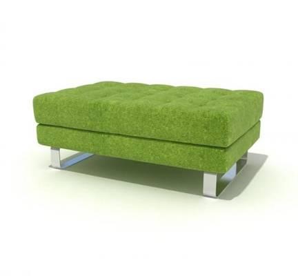沙发凳73D模型【ID:416980243】