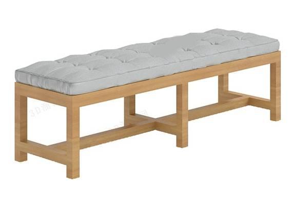 沙发凳253D模型【ID:416980279】
