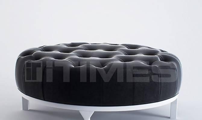 沙发凳353D模型【ID:416997244】