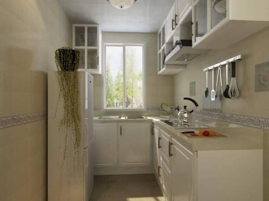家居封闭厨房573D模型【ID:417075994】