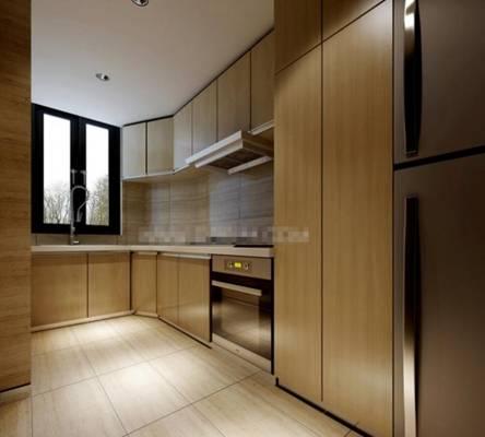 家居封闭厨房613D模型【ID:417076910】