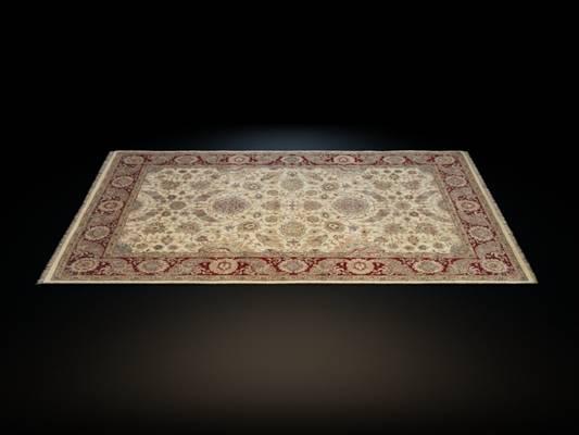 地毯133D模型【ID:417084000】