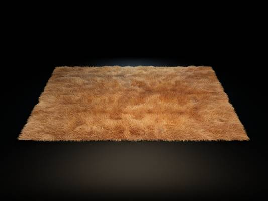 地毯233D模型【ID:417084019】