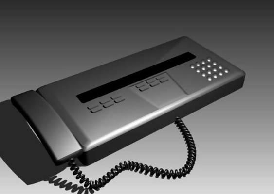 电话23D模型【ID:417108610】