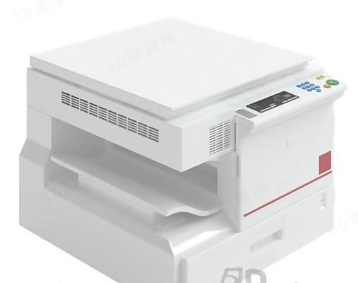 打印机13D模型【ID:417128328】