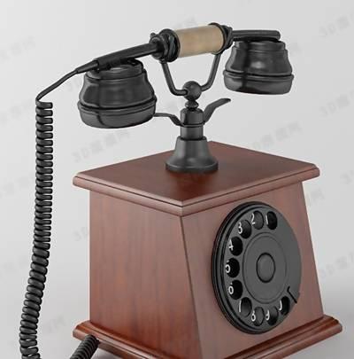 电话13D模型【ID:417217648】