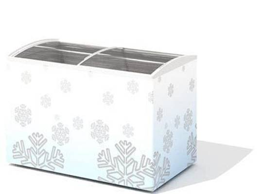 冰柜13D模型【ID:417232430】