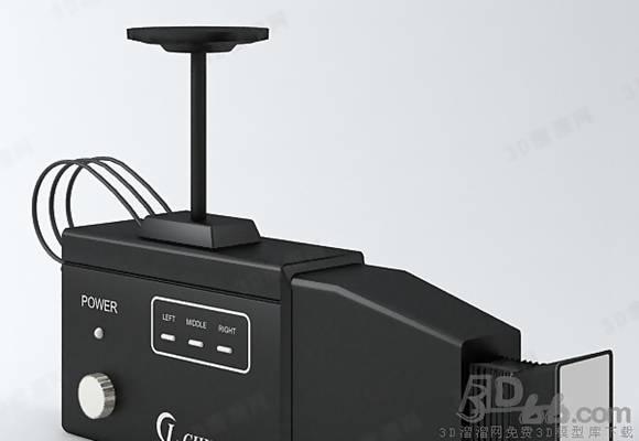 投影仪23D模型【ID:417251293】