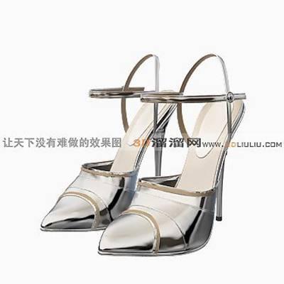 鞋子23D模型【ID:417253696】