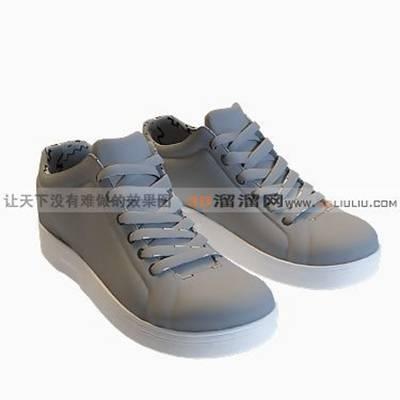 鞋子103D模型【ID:417254649】