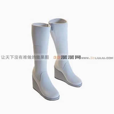 鞋子153D模型【ID:417254696】