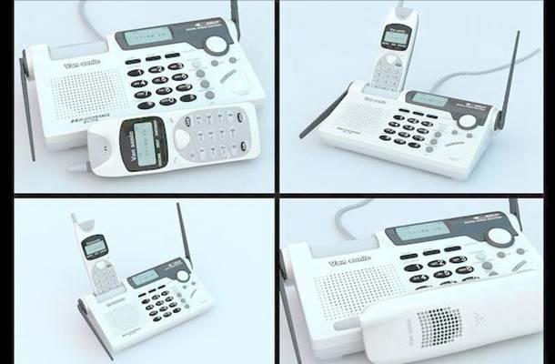 电话33D模型【ID:417352636】