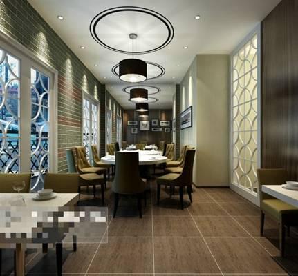 酒店宴会厅223D模型【ID:417353472】