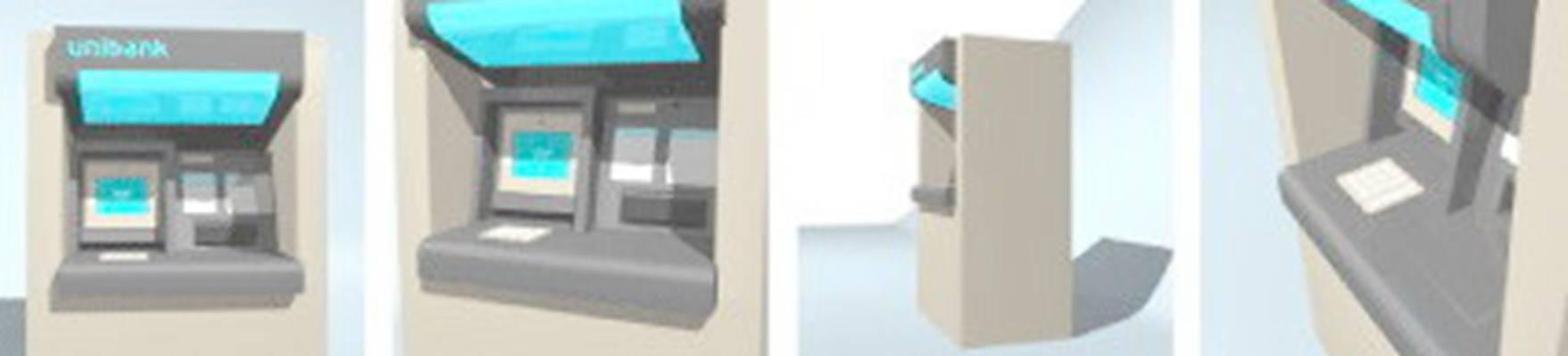 ATM取款机13D模型【ID:417360337】