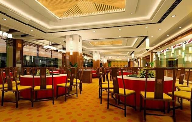 酒店宴会厅103D模型【ID:417369468】