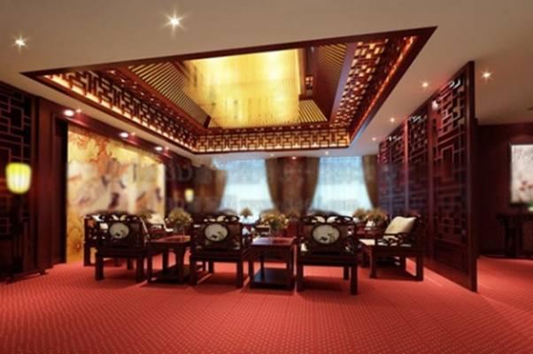酒店宴会厅273D模型【ID:417370417】