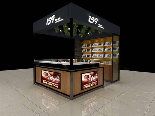 展厅3D模型下载【ID:519679407】