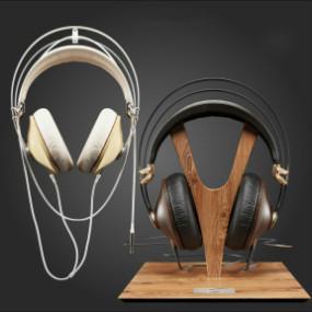 现代耳机3D模型【ID:227779643】