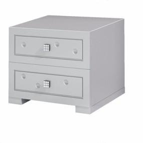 现代床头柜-baj3D模型【ID:928196689】