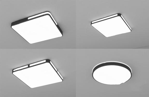 現代吸頂燈3D模型【ID:626232083】
