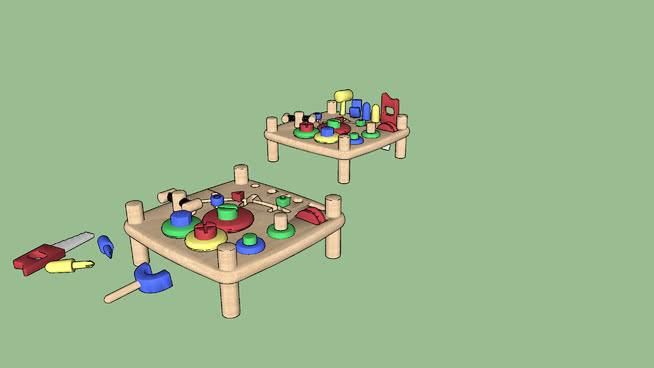 兒童玩具SU模型【ID:639690750】