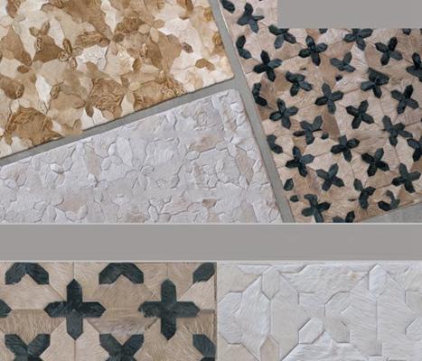 现代地毯3D模型【ID:46863405】