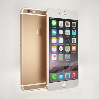 iPhone6S手机iPhone73D模型【ID:46905966】