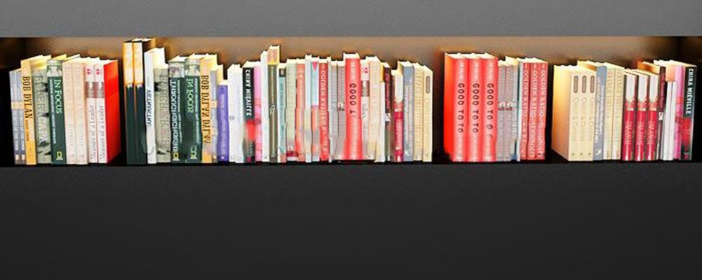 常用书籍模型null3D模型【ID:46946157】