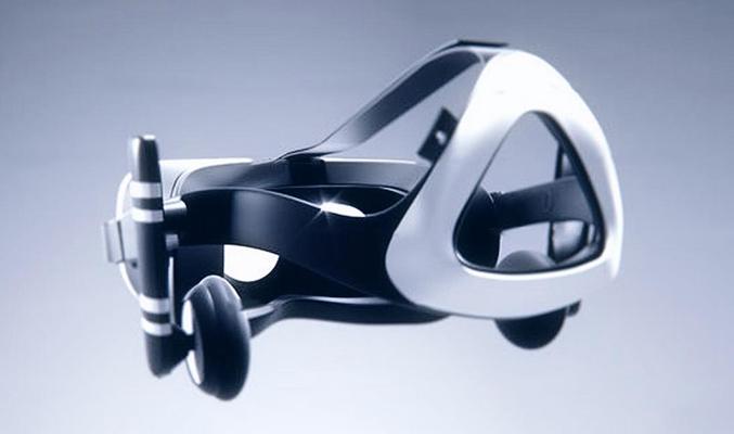 现代VR眼镜3D模型【ID:47079709】