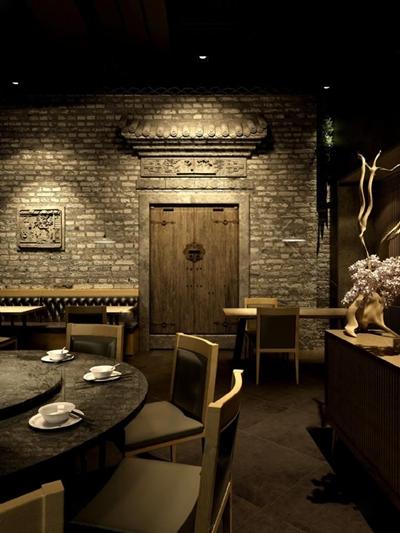餐饮空间3D模型【ID:47093914】