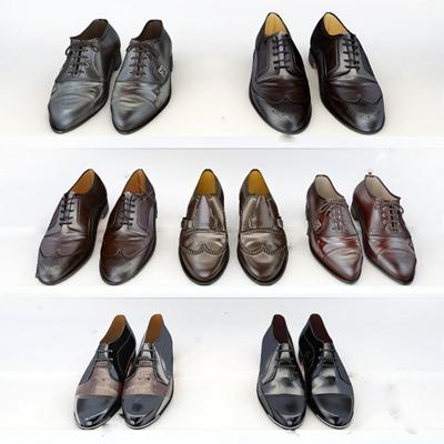鞋子3D模型【ID:47098368】