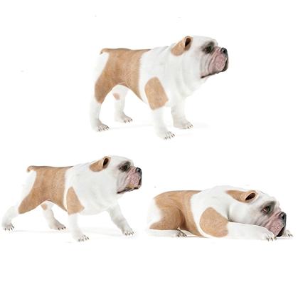 现代哈巴狗3D模型